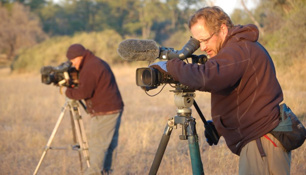 2 CAMERA SHOOT IN BOTSWANA