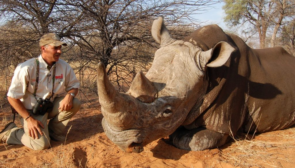 WHITE RHINO SURVIVAL